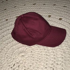 Accessories - Burgundy hat